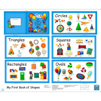 My First Book of Shapes - Product Image