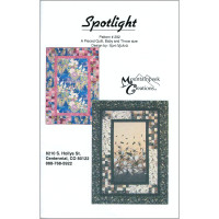Spotlight  Quilt PatternPhone Orders Only - Product Image