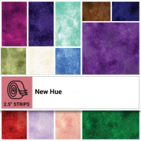 """New Hue 2 1/2 """" strips - Product Image"""