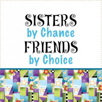 Sisters By Chance  Panel  - Product Image