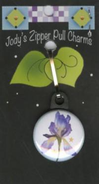 Iris Zipper Pull - Product Image