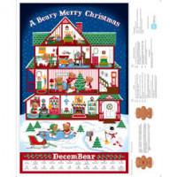 Merry Beary Christmas Advent Calendar - Product Image