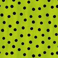 Me & My Ghoul Friends - Lime Green Dot - Product Image