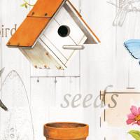 Adalee's Garden Birdhouses & Seeds - Product Image