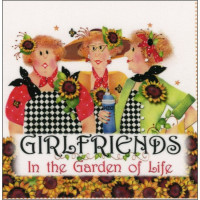 Girlfriends in the Garden Of Life - Product Image