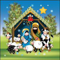 Christmas NativityPhone Orders Only - Product Image