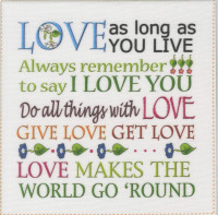 Love As Long As You Live - Product Image