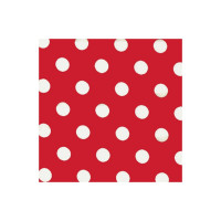Red with White Dots - Product Image
