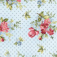 Roses on the Vine Coordinate - Product Image