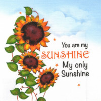 You Are My Sunshine - Product Image